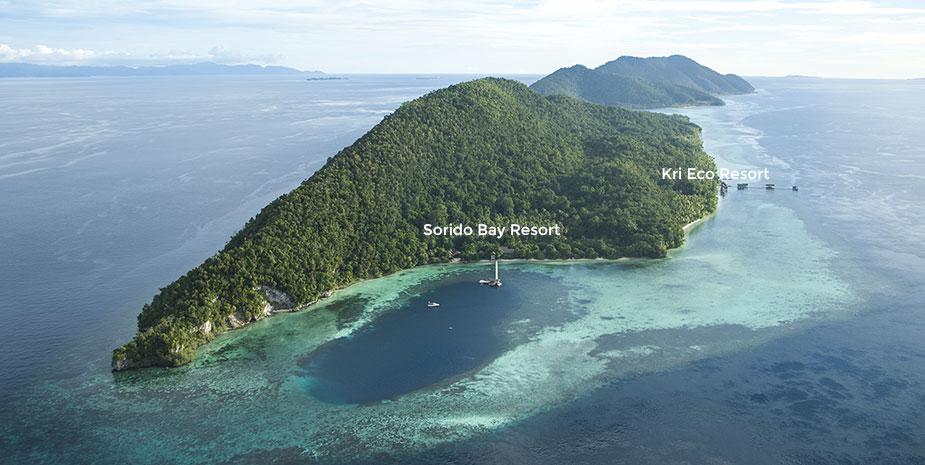 Kri Eco Resort Papua Diving Resorts Raja Ampat Indonesia